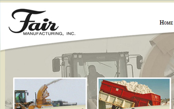 Fair Manufacturing Inc. website