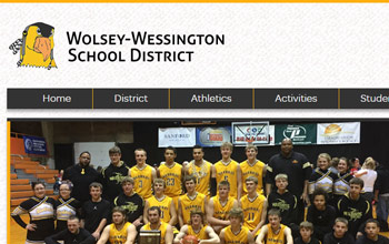 Wolsey-Wessington School District website